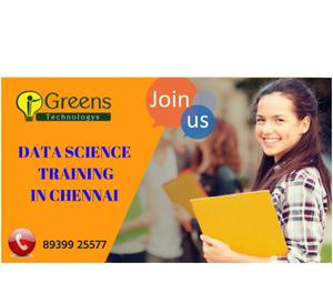 Data science training in Chennai Chennai