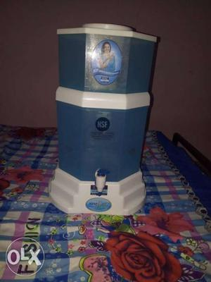 New 4 month old.kent gold water purifier 20 liter