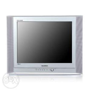 Samsung 21 inch flatron colour TV. All good condition...