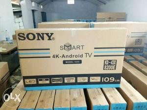 Ultra hd led tv with one year warranty ad latest