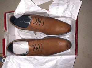 Brand new hush puppies shoes up for sale