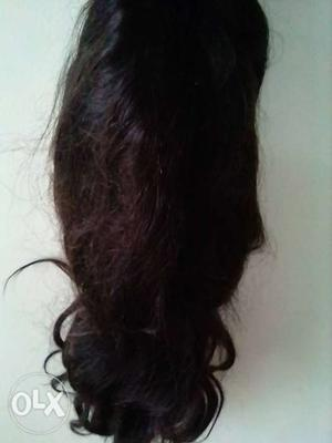Hair Wig with Original Hair only 6 month old