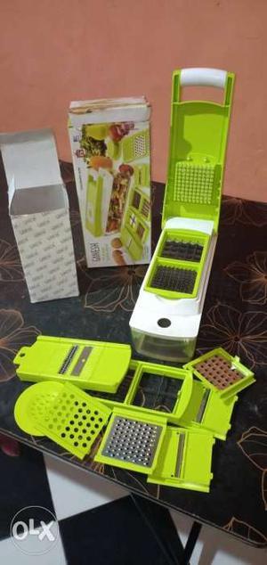 I wnt to sale Esy fruit& vegitable choper new box