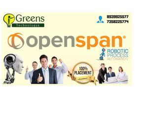 OpenSpan Training in Chennai | OpenSpan Training in Chennai