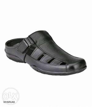 Premium quality leather sandals for men. size:
