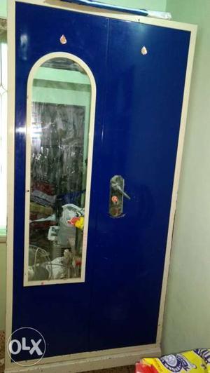 Strong steel locker