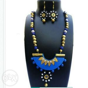 Terracotta jewellery at very cheap cost available