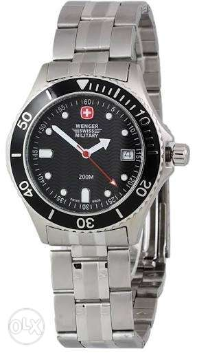 Wenger military Swiss # Watch 1&1/2 year old