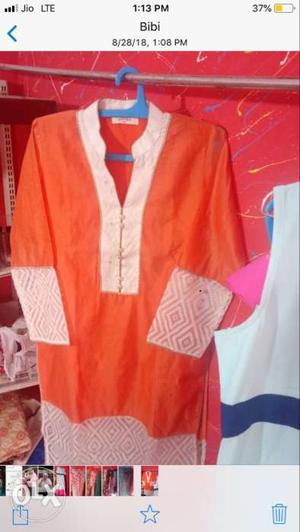Free Delivery for this Branded new kurti