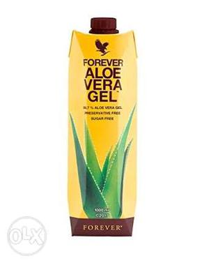FOREVER worlds best 100% genuine aloe vera