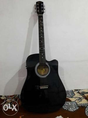 Fender Squier SA-105CE Electro Acoustic Guitar