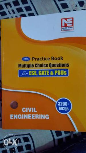Made easy objective book for GATE, ESE, PSU (NEW