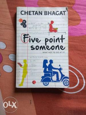 Five Point Someone Book By Chetan Bhagat
