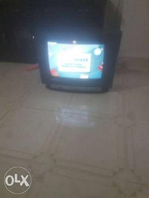 It's LG 21 inches tv working condition. urgent