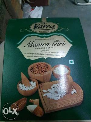 Mamra Giri Almond Kernel Box