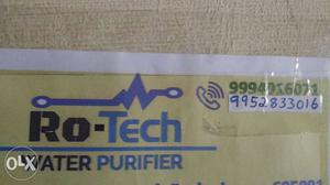 RO water purifier service 250rs