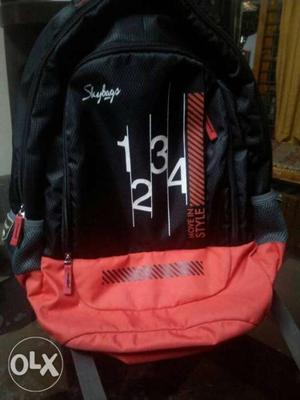Skybags new product branded bag no complaints