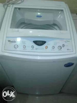 24 months warranty whirlpool washing machine for sell.