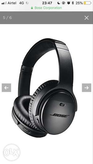 Bose Wireless Headphones sealpacked