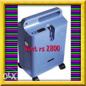 Oxygen machine on rent in Paschim Vihar Oscar