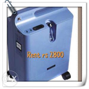 Oxygen machine on rent rs  Paschim Vihar