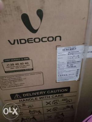 Videocone washing machine fully automatic unused