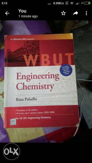 Engineering Chemistry 2 Book By Ravi Krishnan