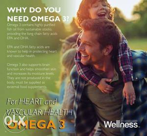 Why Do You Need Omega 3 Text