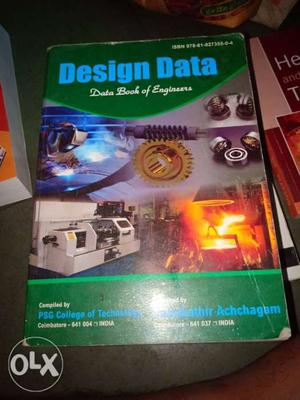 Design Data Data Book Of Engineers Book