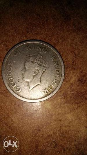 Old coins of last king ruled in India