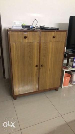 Solid wood chest of drawers and storage