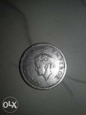 The real George IV king emperor coin... u can see