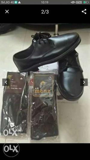 Bata branded shoes with tow shocks free size7 for