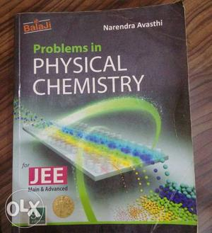 Best practice book for physical chemistry jee