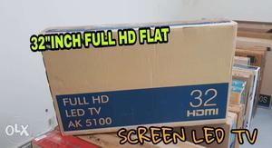 Dhamaka Offer 32Inch Full HD Sony Panel Flat Screen Led TV