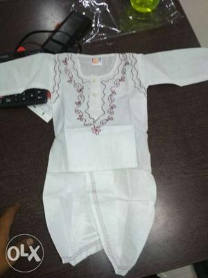 Dress for 1 & 2 year kids