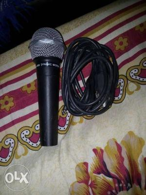 Dynamic Microphone Imp 600 Dm 888