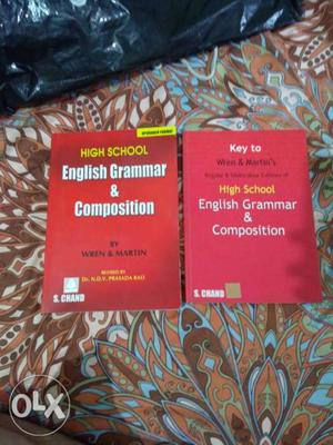 ENGLISH GRAMMAR and BASICS. with solutions book.