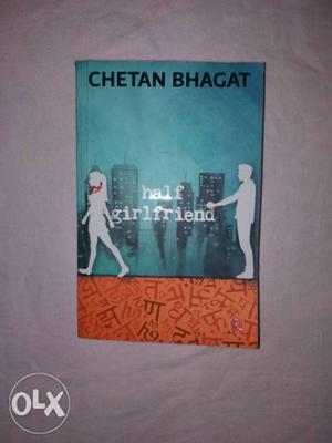 Half Girlfriend By Chetan Bhagat Novel Book