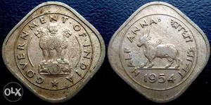 I have half aana Coin made in