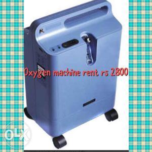 Oxygen machine on rent rs  Oscar health