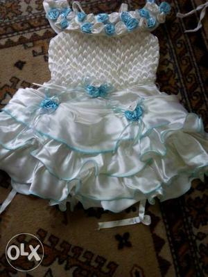 Party dresses for 2 yr old girls, used 1 or 2