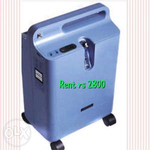 Philips oxygen concentrator on rent from Oscar