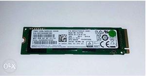 Samsung 256GB PCI M.2 NvME SSD
