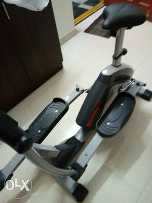 This is a brand new cross trainer. I have
