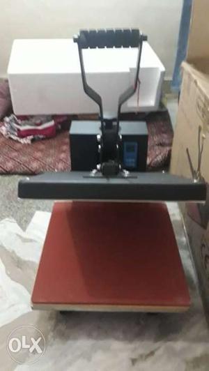 Tshirt Heat Press Machine 220 V 38 x 38 CM Full