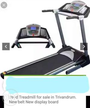 Used Treadmill for sale in Trivandrum New belt