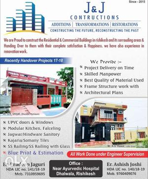 We deal all kind of house plan, 2D& 3D,