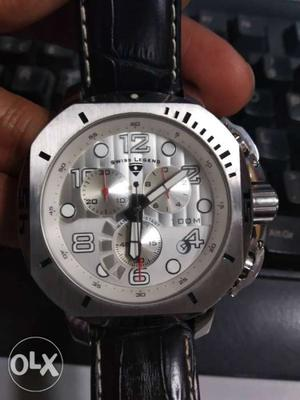 Swiss military watch 3 years old. less used and