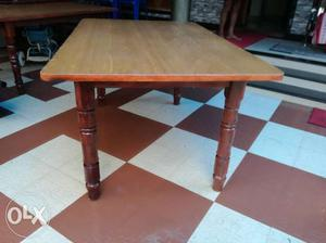 6 seater wooden dining table in cheap rate in Ernakulam
